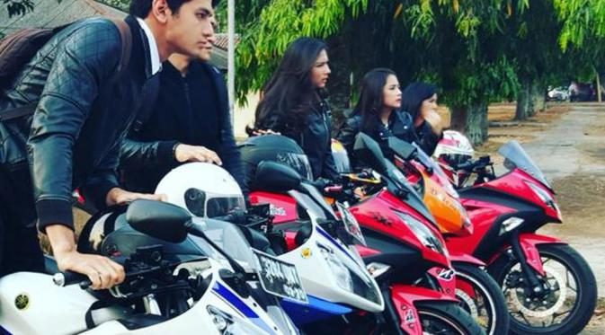 Adegan sinetron GGS Returns. (dok. Twitter GGS Returns)