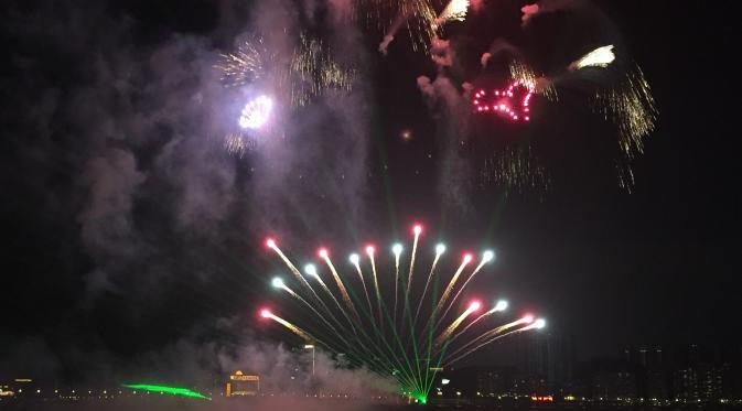 International Fireworks Display Contest - Macau