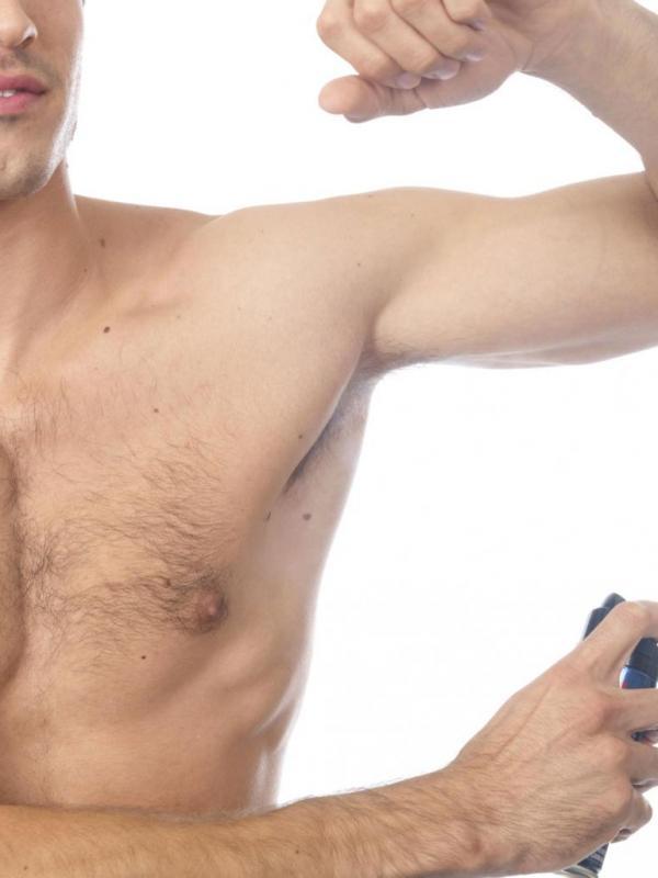 Deodoran   via: independent.co.uk