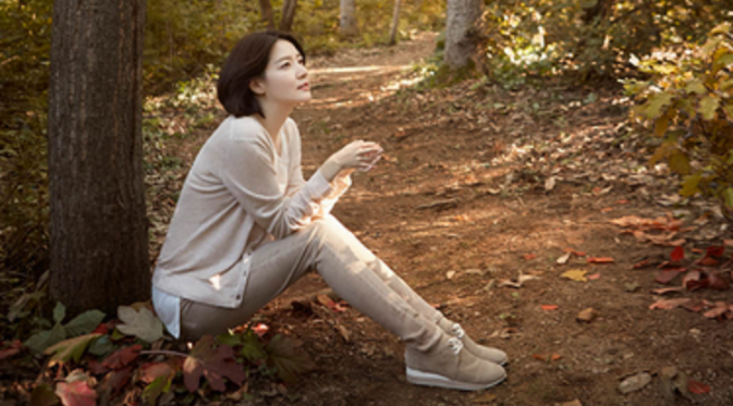 Lee Young Ae [foto: Korea Star Daily]