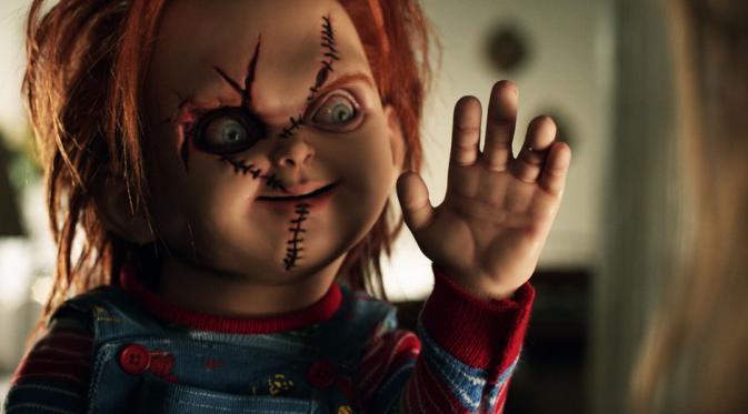 5 Boneka Seram