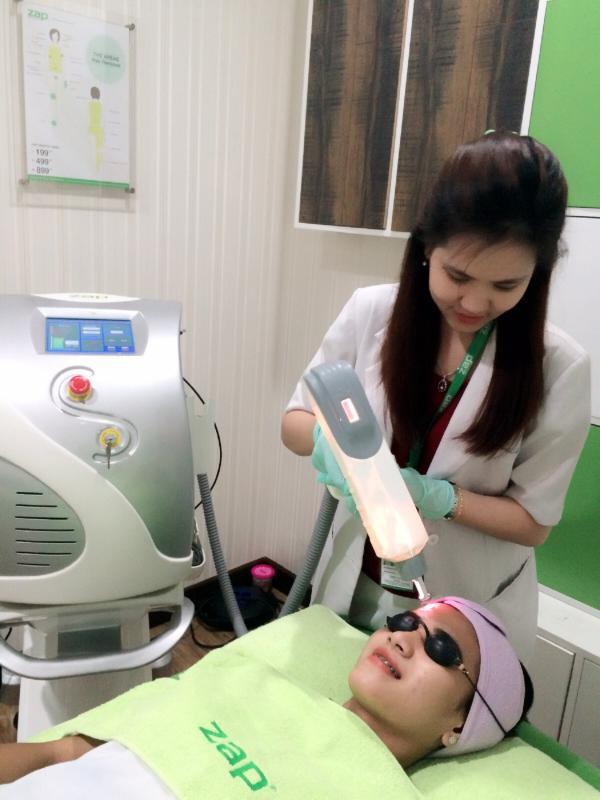 Face Toning ZAP Clinic