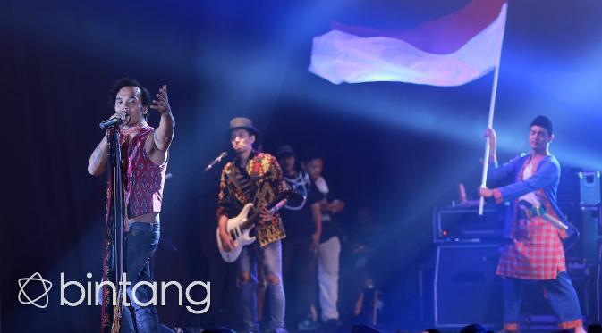 Slank (Galih W. Satria/Bintang.com)