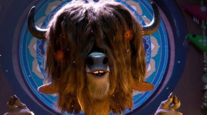 Desain baru film animasi Zootopia telah dirilis oleh studio Disney.