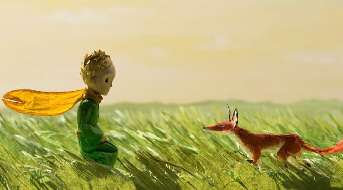 Adegan film The Little Prince. (dok. Entertainment One)