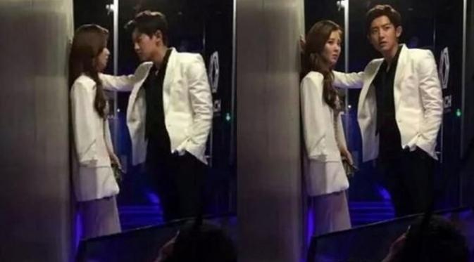 Chanyeol EXO dan Seohyun SNSD di So I Married an Anti-Fan. Foto: Soompi