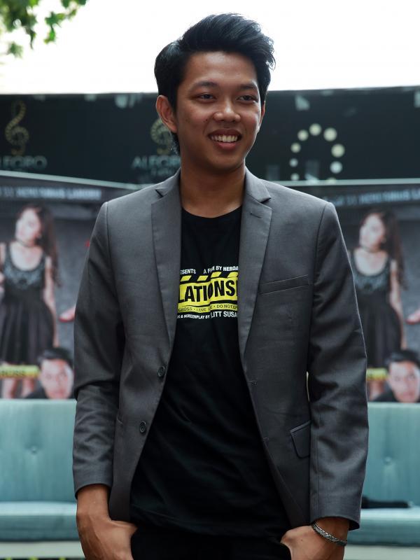 Bayu Skak (Deki Prayoga/bintang.com)
