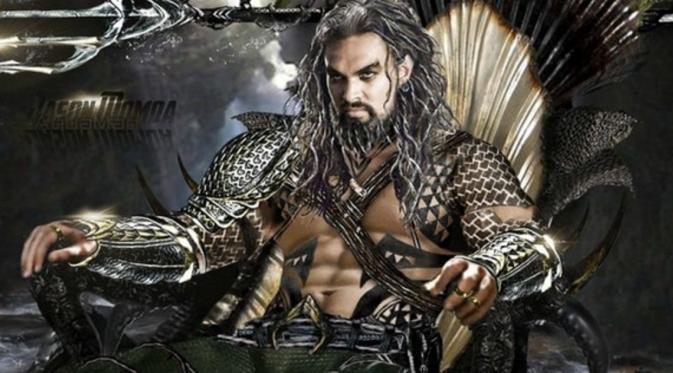 Aquaman. Foto: via movieweb.com