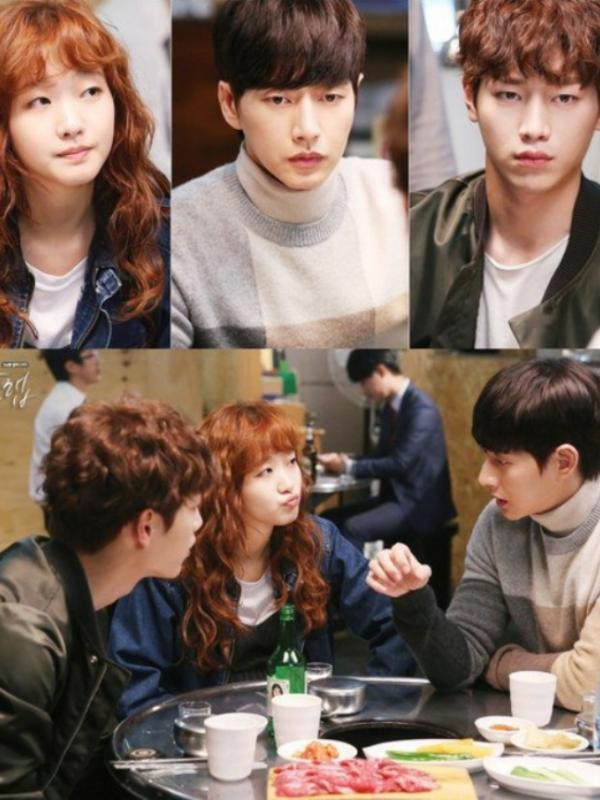 Drama Cheese in the Trap. foto: allkpop