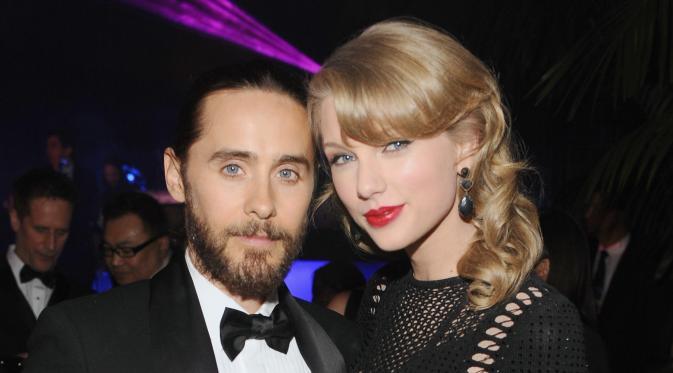 Jared Leto dan Taylor Swift (Huffington Post)