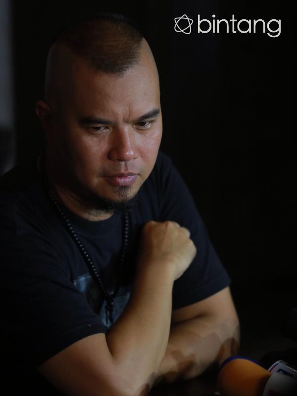 Ahmad Dhani (Galih W. Satria/Bintang.com)