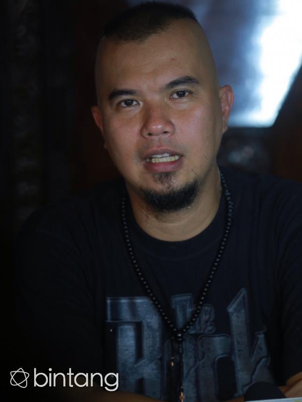 Ahmad Dhani. (Galih W. Satria/Bintang.com)