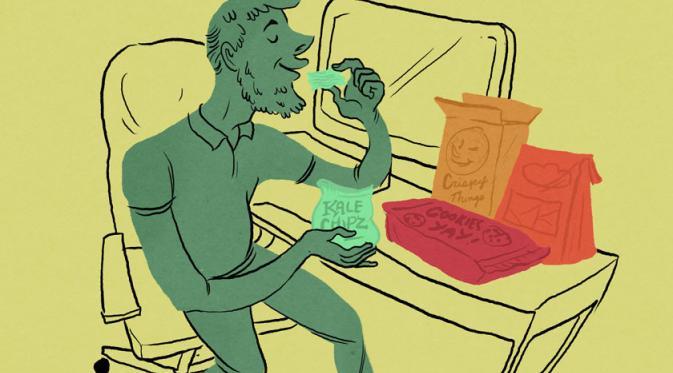 15 Hal Sederhana Ini Membuat Anda Tetap Bahagia Di Tempat Kerja . Sumber : mashable.com