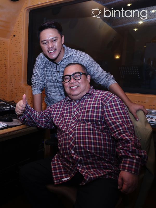 Danang dan Pak Ngah (Andy Masela/Bintang.com)