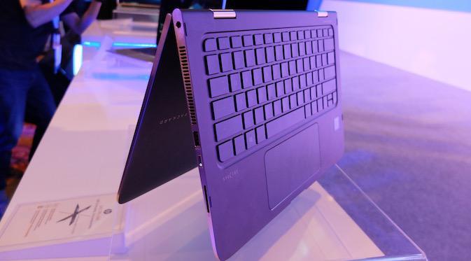 HP Spectre X360 (Liputan6.com/Jeko Iqbal Reza)