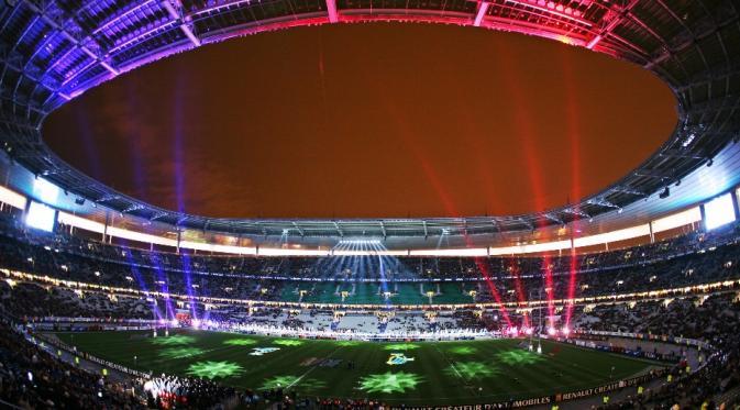 Stade de France, Saint-Denis, Paris (AFP/Christophe Simon)