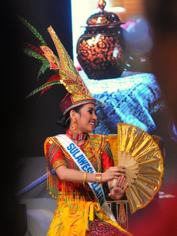 Malam Bakat Puteri Indonesia 2016 (Liputan6.com/ Faisal R Syam)