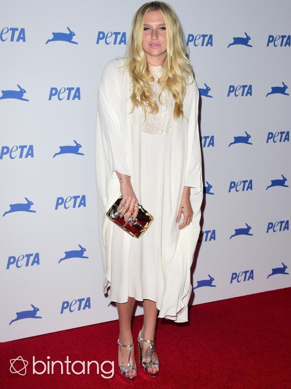 Kesha (AFP/Bintang.com)