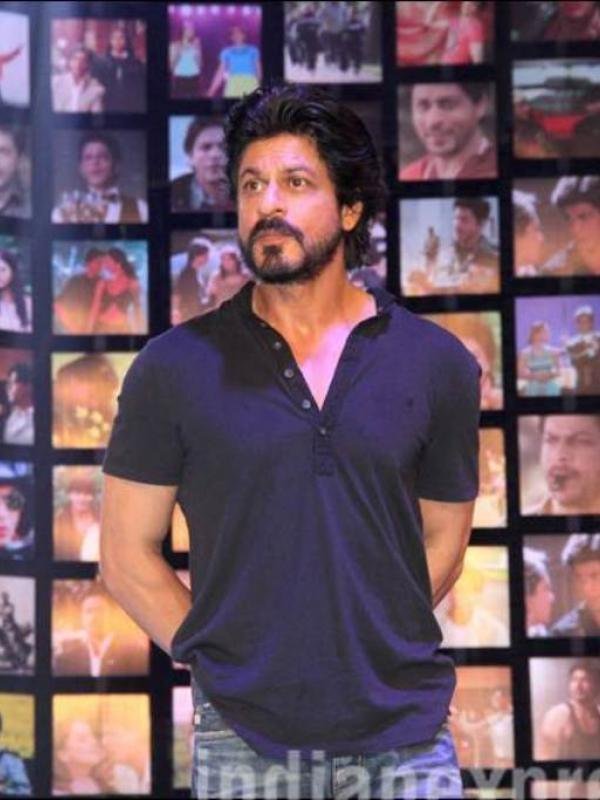 Shahrukh Khan. foto: theindianexpress