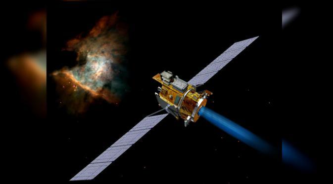 Probes, robot yang menjelajahi angkasa luar (Foto: Jet Propulsion Laboratory NASA).