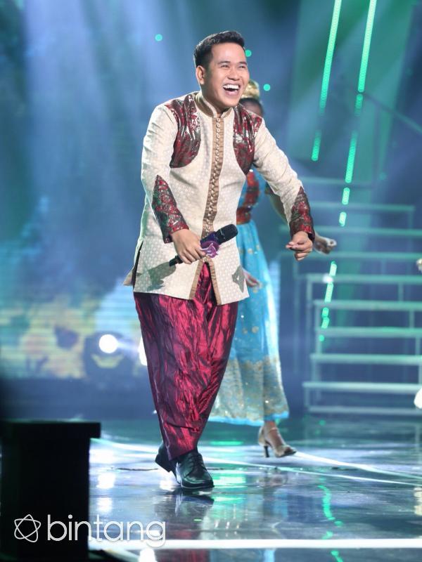 Ical, kontestan Dangdut Academy 3. (Andy Masela/Bintang.com)