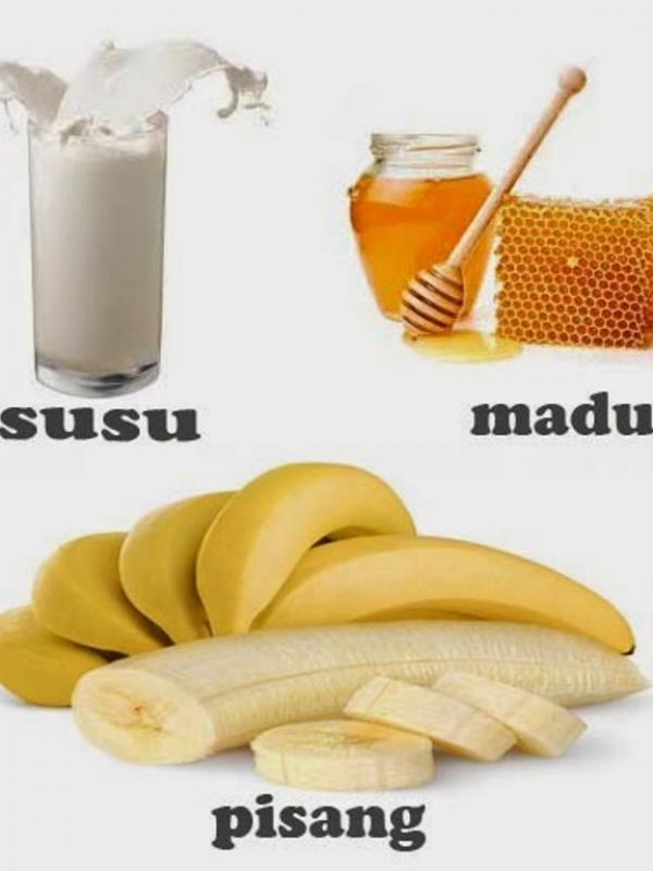 Nggak cuma jadi santapan yang enak, pisang sangat bermanfaat besar bagi kecantikan kulit loh. (via: istimewa)