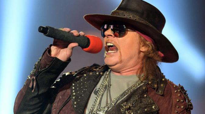 Axl Rose [Foto: Ethan Miller/Getty Images]