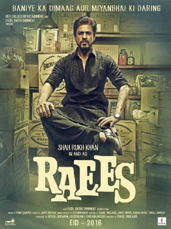 Film Raees. Foto: IMDb