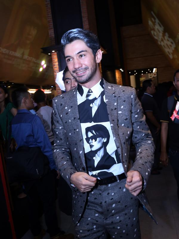 Reza Rahadian (Nurwahyunan/bintang.com)