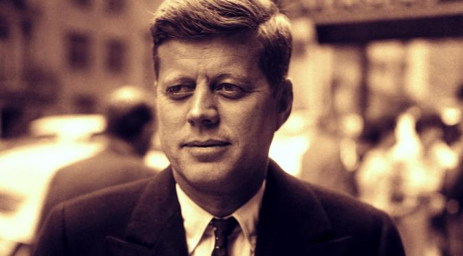 Presiden AS ke-35 John F. Kennedy (returnofkings)