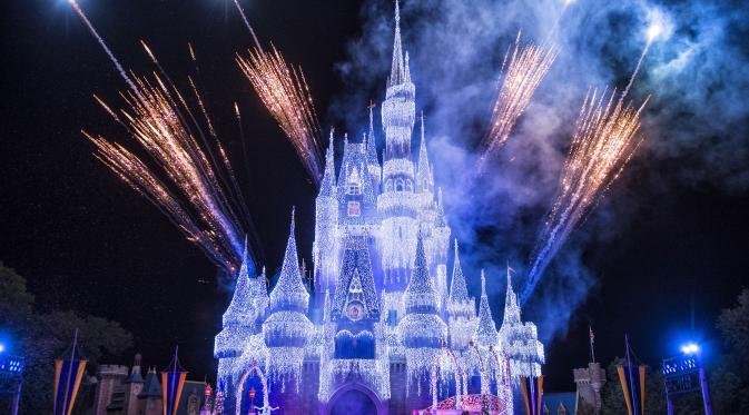 Magic Kingdom. Sumber : disneyparks.disney.go.com