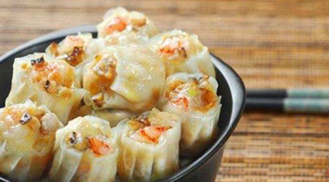 Siomay ayam udang. (Foto: Kokiku Tv)