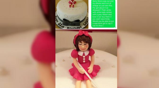 Seorang pelanggan toko online kecewa lantaran produk yang dikirim tidak sesuai gambar yang ditunjukan lewat situs. (sumber: Bored Panda)