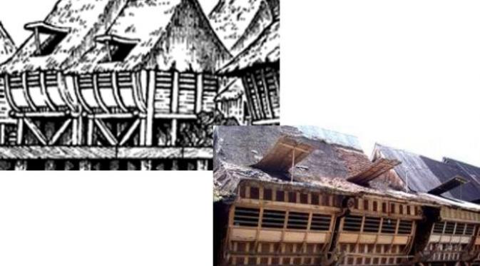 Unsur Indonesia di One Piece. (Shueisha)