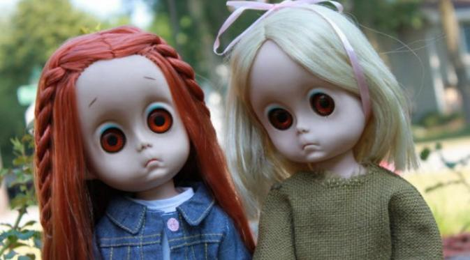 Little Miss No-Name (Confessions Of A Doll Collector's Daughter)
