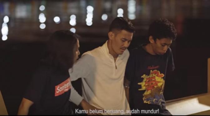 Film Uang Panai' = Maha(r)l. Foto: Vidio