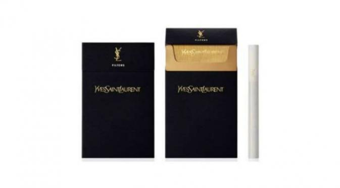 Rokok buatan desainer Yves Saint Laurent (Yves Saint Laurent)
