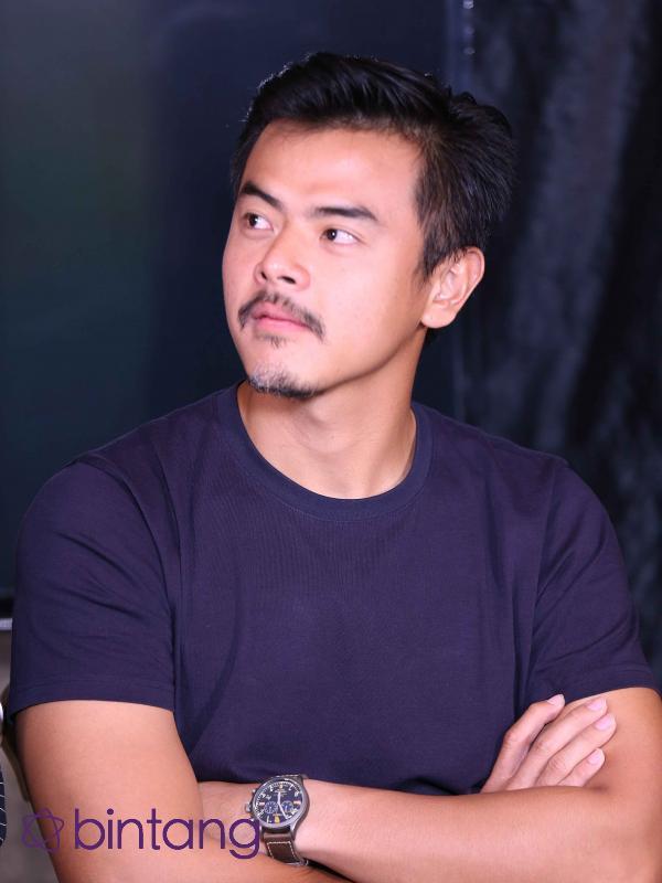 Dion Wiyoko (Nurwahyunan/Bintang.com)