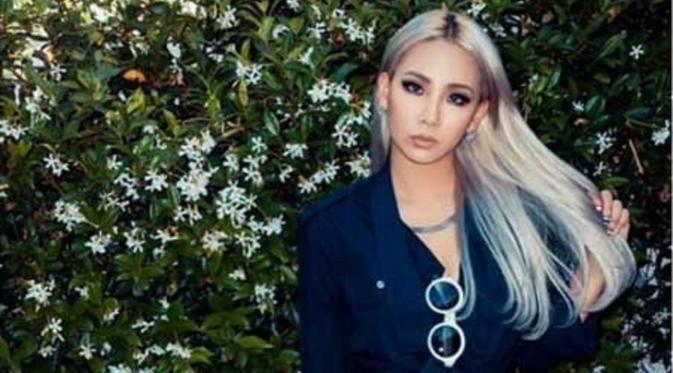 CL `2NE1` dengan karya solonya berhasil masuk dalam deratan tangga lagu ternama Billboard.