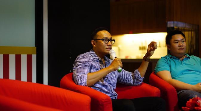 Laode Hartanto, Senior Vice President PT Elang Mahkota Teknologi (Emtek Digital)