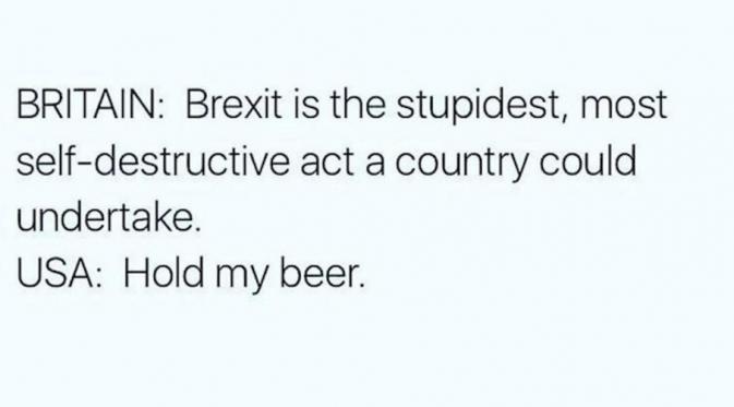 Brexit di Amerika? (arbsss/Instagram)