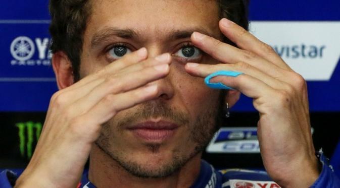 Valentino Rossi (EPA/Fazry Ismail)