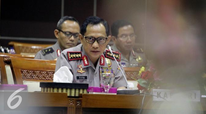 Rupanya, banyak pertimbangan Kapolri Jenderal Polisi Tito Karnavian sebelum memutuskan melanjutkan kasus Ahok.