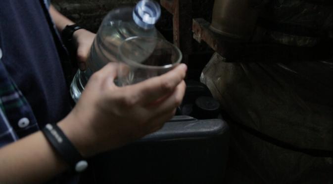 Minuman Keras Produksi Bekonang (Liputan6.com/Mochamad Khadafi)