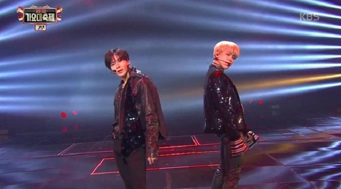 Jimin dan Taemin