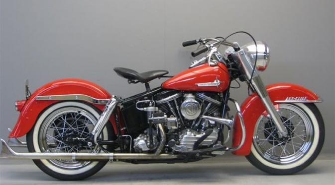 Mengenal 5 Motor Harley Davidson Yang Paling Fenomenal Otomotif Liputan6 Com