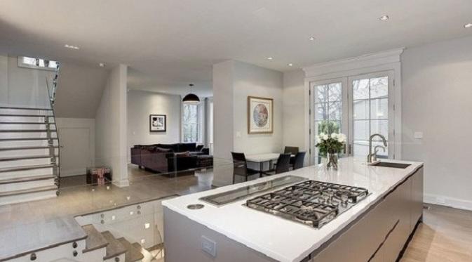 Rumah baru Ivanka Trump di Washington D.C. (Foto: Huffington Post)