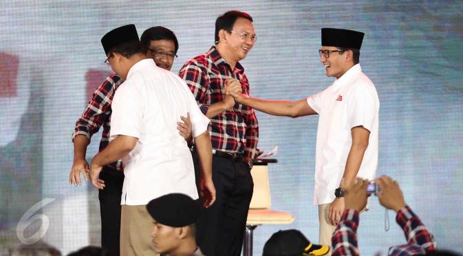 Siapa pilihanmu dalam Pilkada DKI putaran kedua? (Liputan6.com/Faizal Fanani)