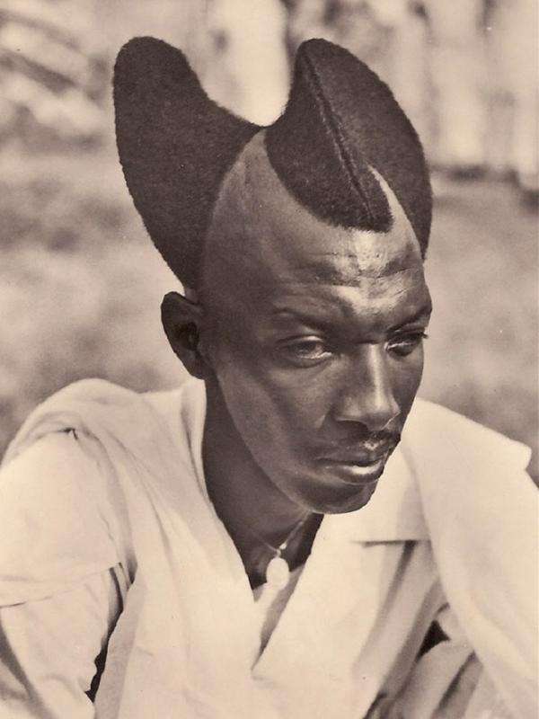 Amasunzu Potongan Rambut Pria Tampan Yang Populer Dari Rwanda Fashion Beauty Liputan6 Com