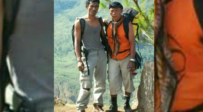 Tata Rasyid, kuncen Gunung Bawakaraeng, meninggal dunia di kediamannya, Lembanna, Malino, Kabupaten Gowa, Sulsel. (Liputan6.com/Eka Hakim)